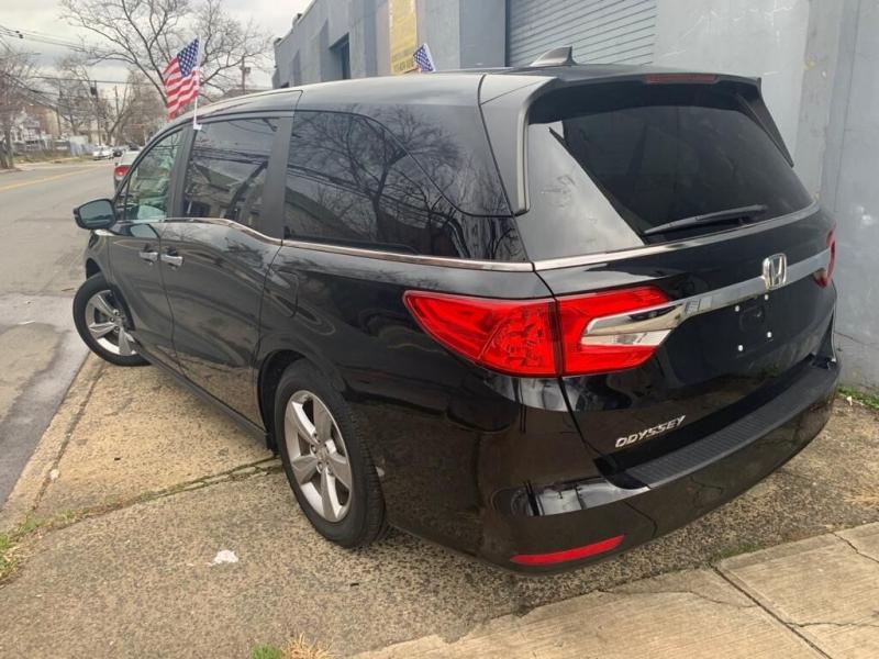Honda Odyssey 2018 price $499