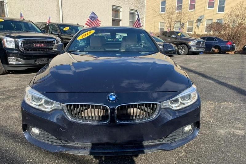 BMW 4 Series 2015 price $22,500