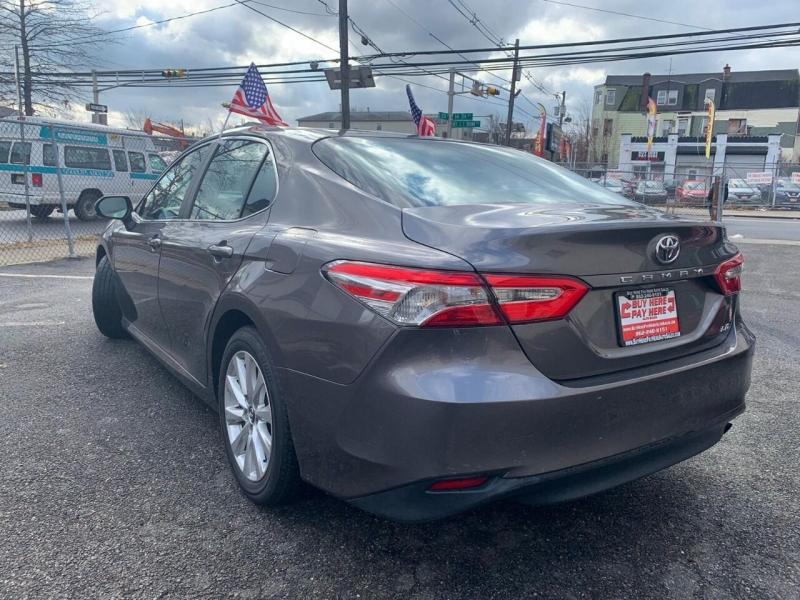 Toyota Camry 2018 price $499