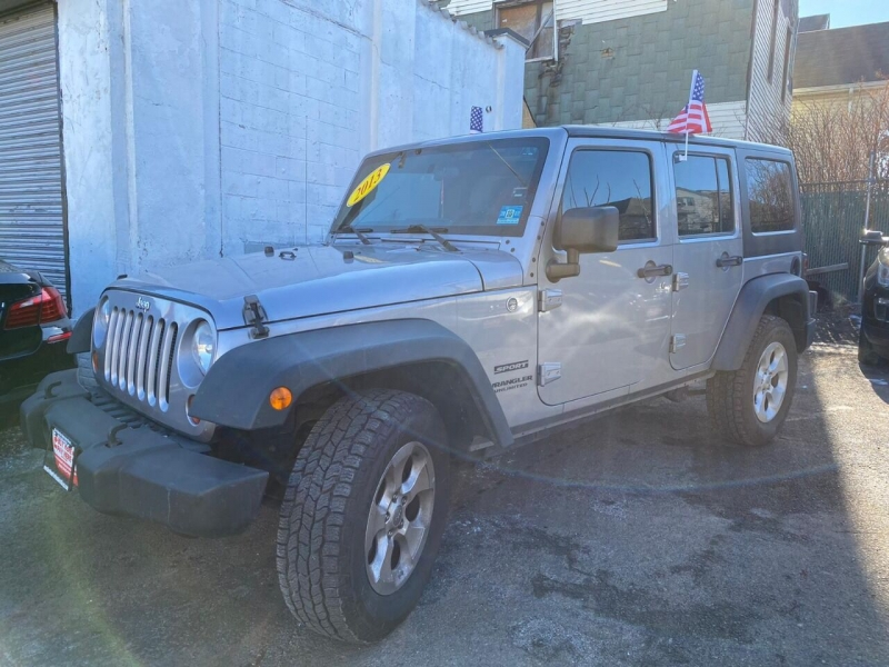 Jeep Wrangler Unlimited 2013 price $500