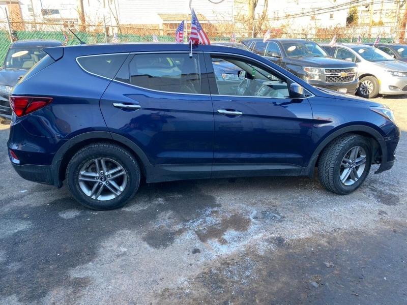 Hyundai Santa Fe Sport 2018 price $500