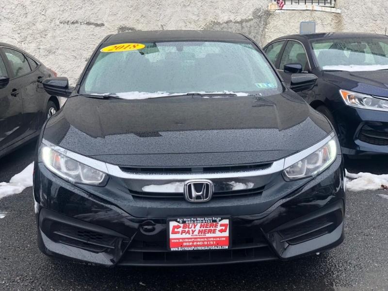 Honda Civic 2018 price $15,000
