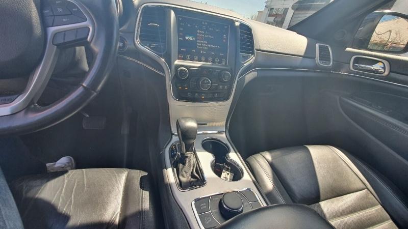 Jeep Grand Cherokee 2018 price $999