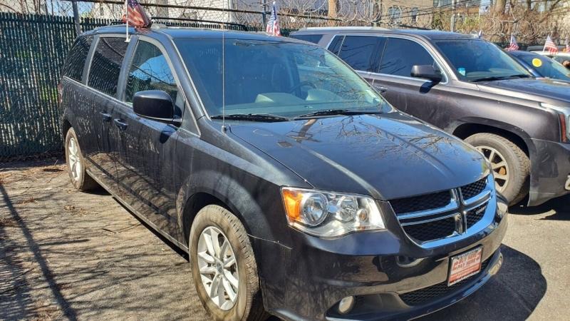 Dodge Grand Caravan 2018 price $18,500