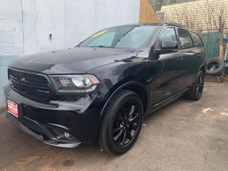 Dodge Durango 2017 price $28,600