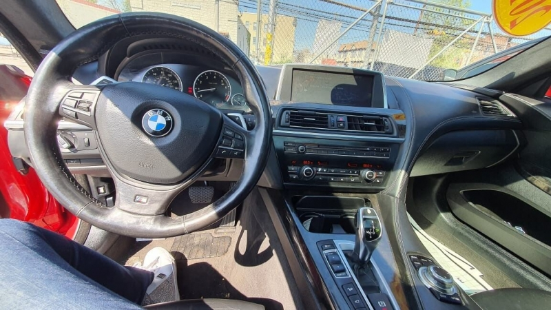 BMW 6 Series 2014 price $31,500