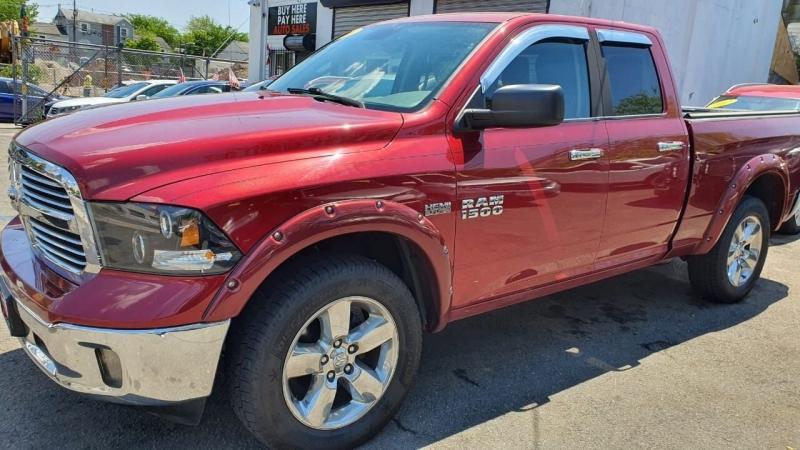 RAM Ram Pickup 1500 2013 price $16,000