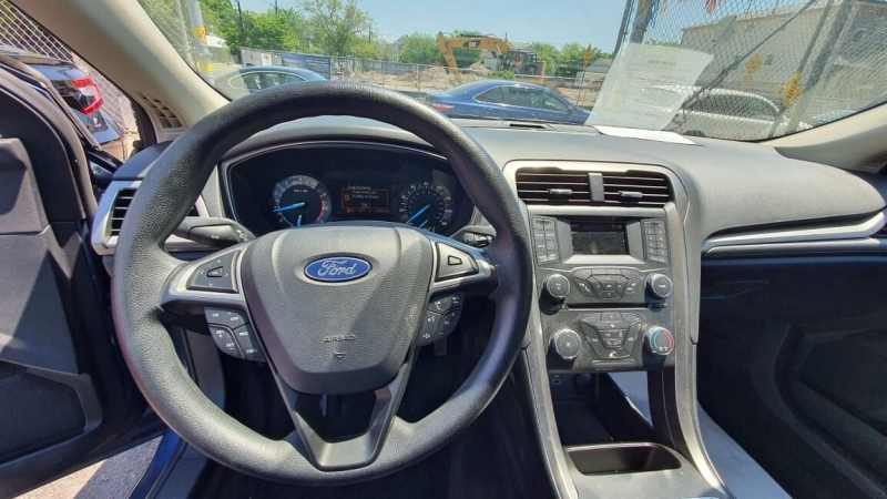 Ford Fusion 2018 price $13,500