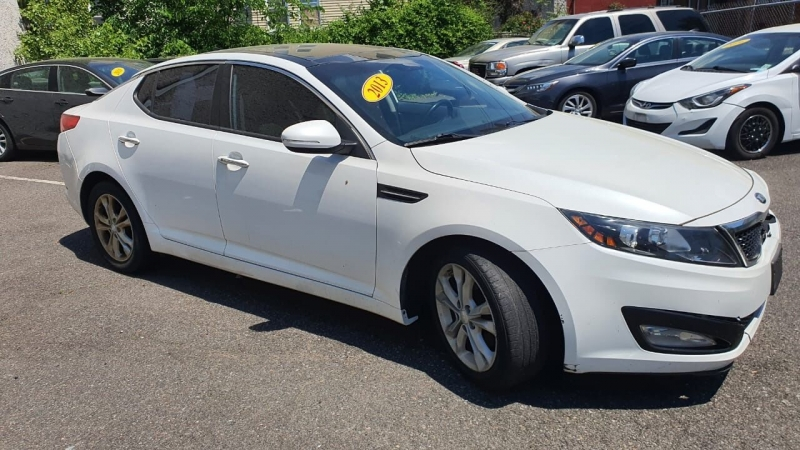 Kia Optima 2013 price $500