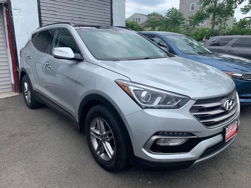 Hyundai Santa Fe Sport 2018 price $21,995