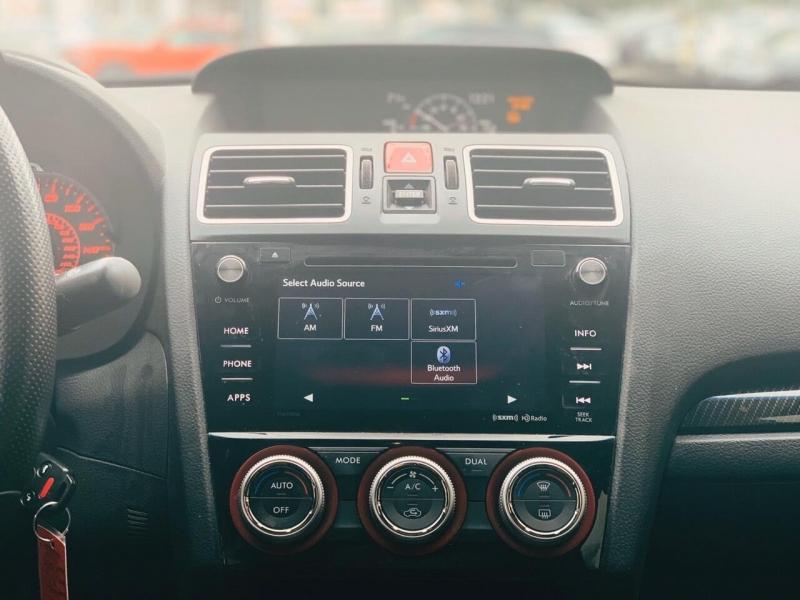 Subaru WRX 2017 price $499