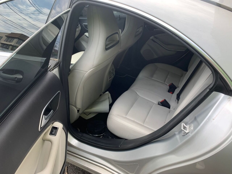 Mercedes-Benz CLA 2015 price $499