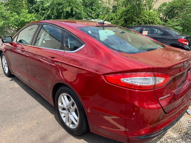 Ford Fusion 2016 price $499