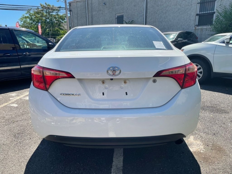Toyota Corolla 2017 price $499