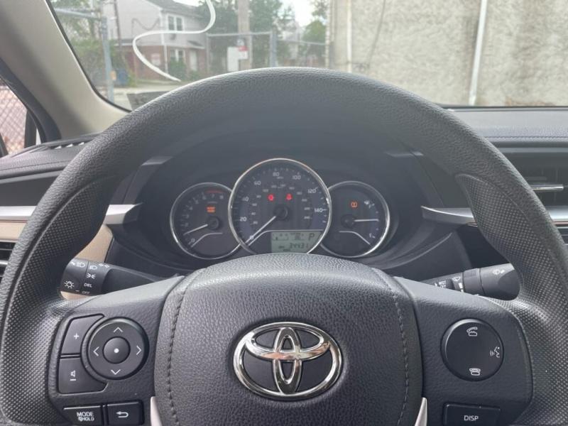 Toyota Corolla 2016 price $499