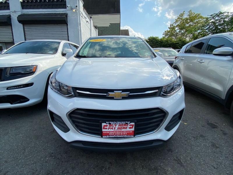 Chevrolet Trax 2018 price $499
