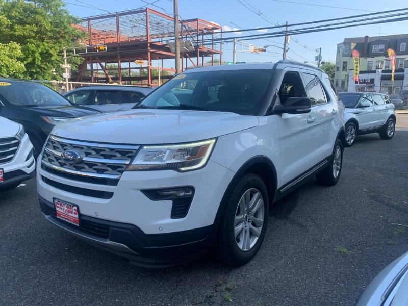 Ford Explorer 2018 price $499