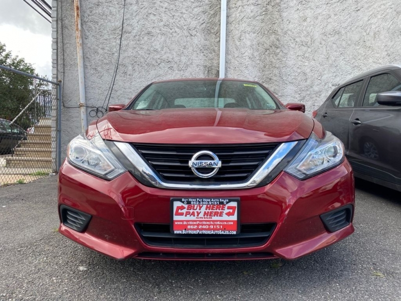 Nissan Altima 2018 price $499