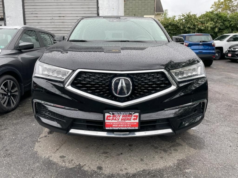 Acura MDX 2017 price $499