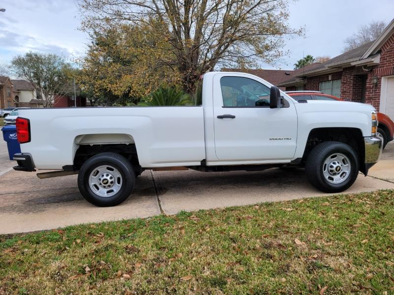 Chevrolet Silverado 2500HD 2016 price $17,990