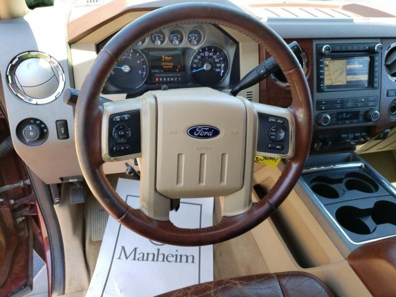 Ford Super Duty F-250 SRW lariat 2012 price $24,900