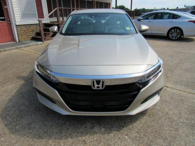 HONDA ACCORD 2018 price $21,500
