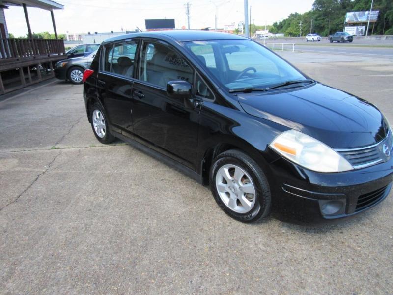 NISSAN VERSA 2009 price $4,500