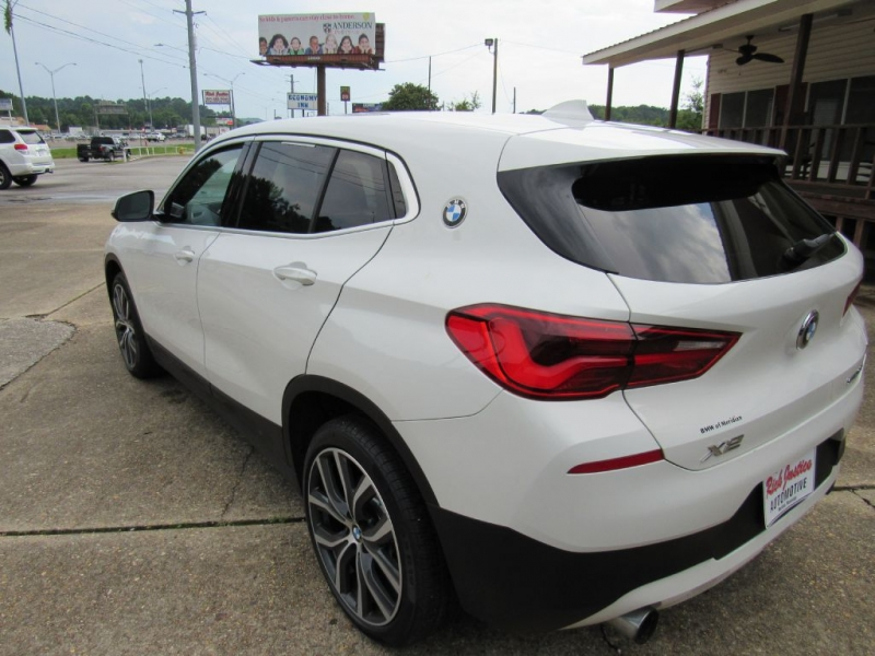 BMW X2 2018 price $31,500
