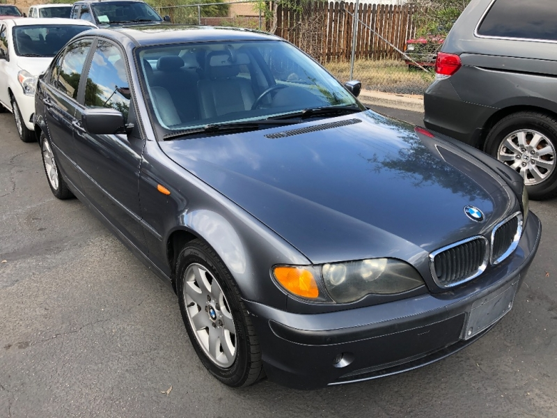 BMW 3 Series 2002 price $3,990