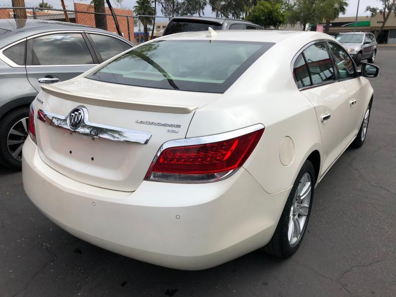 Buick LaCrosse 2010 price $5,990