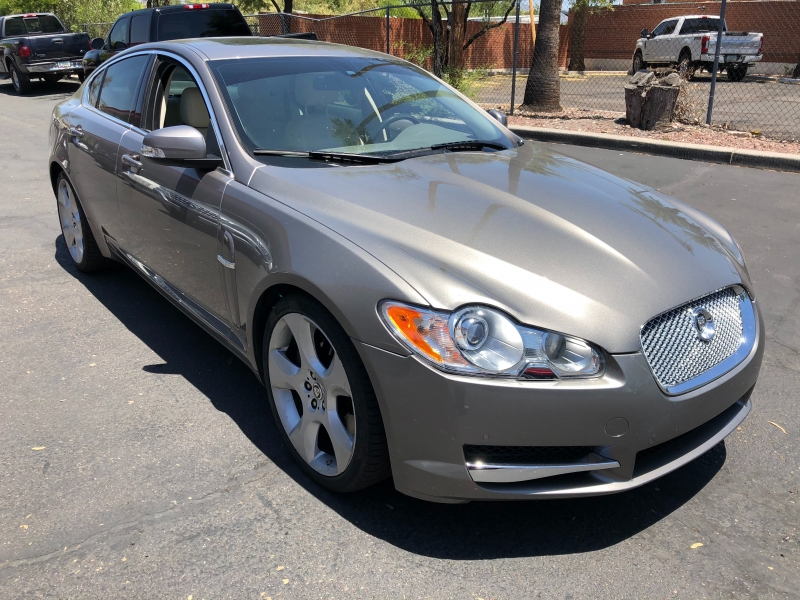 Jaguar XF 2009 price $13,790