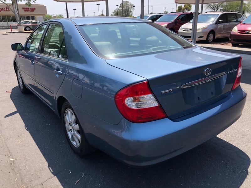 Toyota Camry 2002 price $3,490