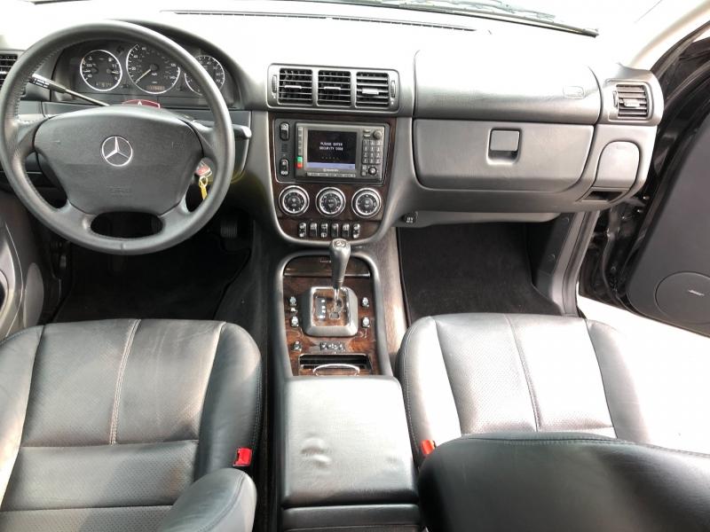Mercedes-Benz M-Class 2005 price $7,490