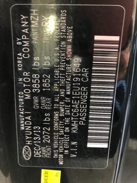 Hyundai Veloster 2014 price $6,990