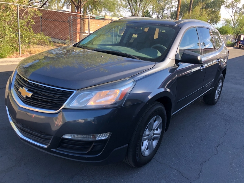 Chevrolet Traverse 2014 price $6,490
