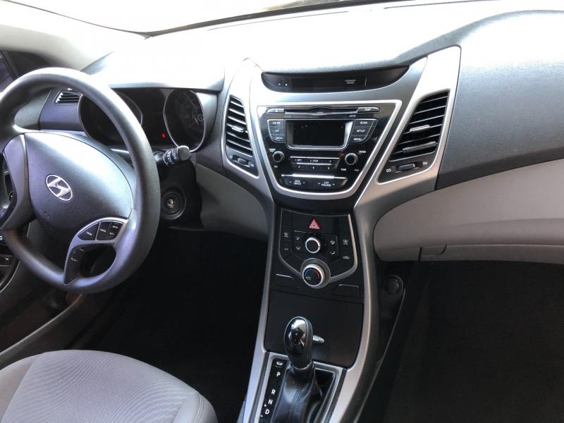 Hyundai Elantra 2016 price $7,990
