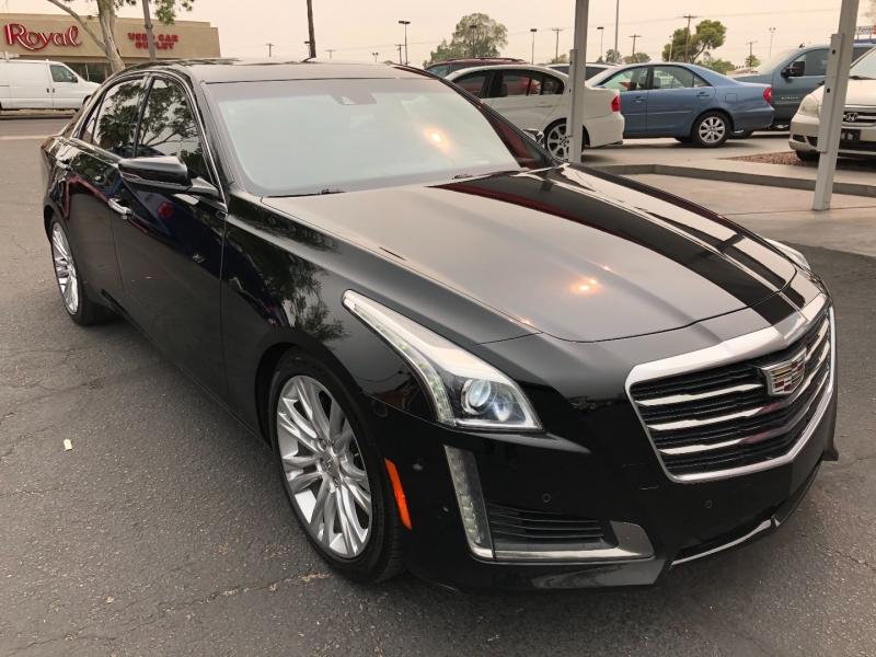 Cadillac CTS Sedan 2016 price $22,550