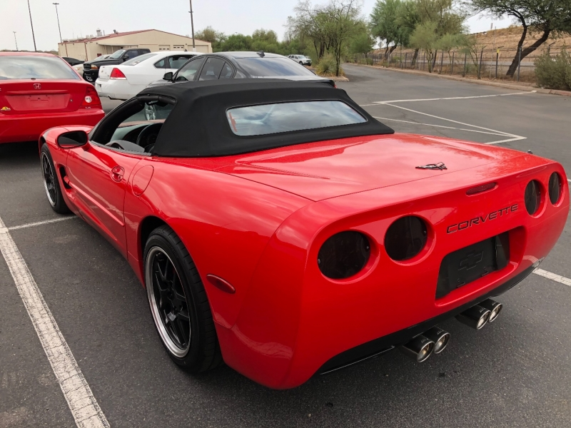 Chevrolet Corvette 1998 price $17,550