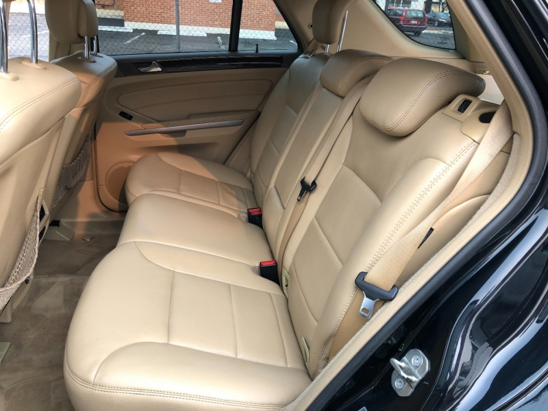 Mercedes-Benz M-Class 2010 price $8,490