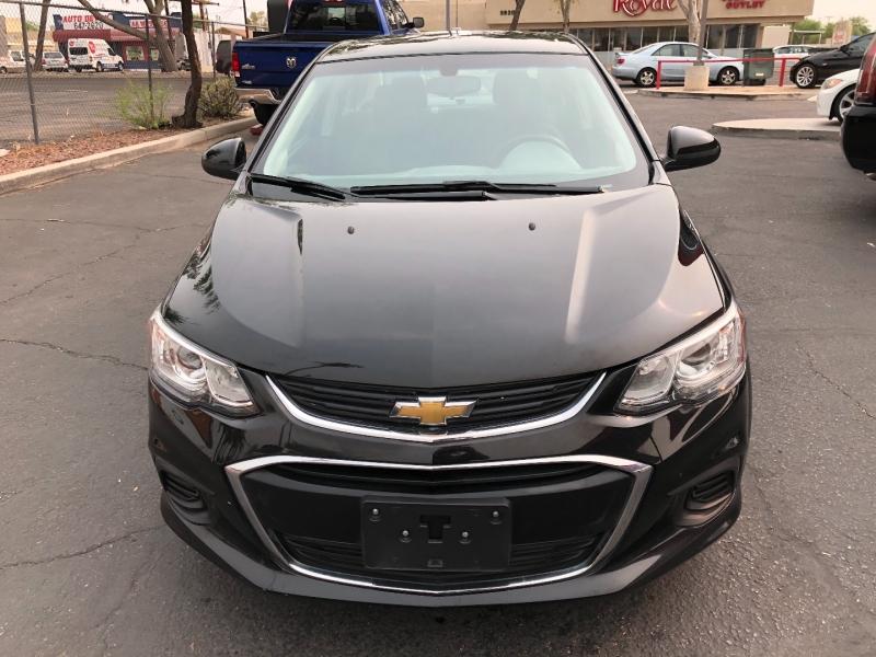 Chevrolet Sonic 2017 price $8,490