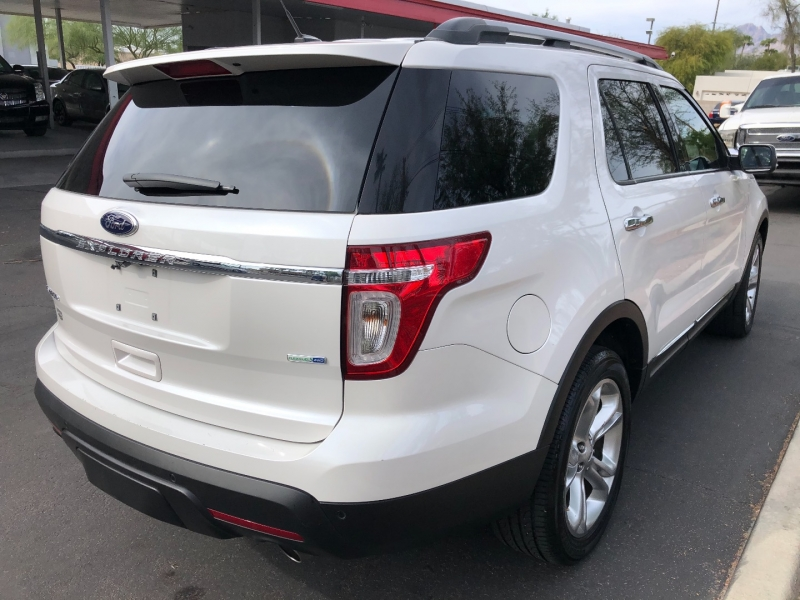 Ford Explorer 2015 price $15,790