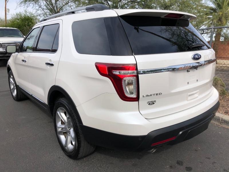 Ford Explorer 2015 price $15,790