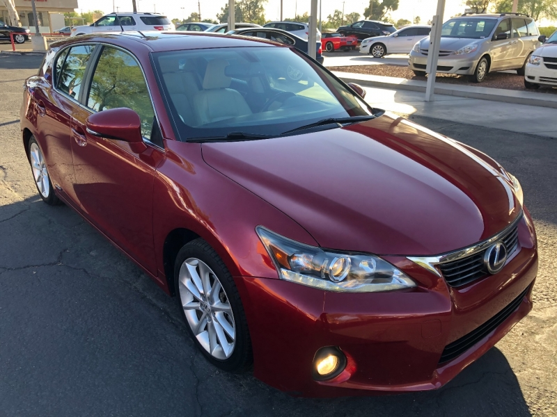 Lexus CT 200h 2011 price $9,999