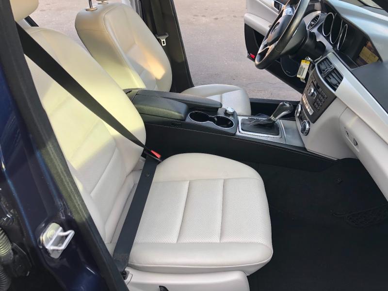 Mercedes-Benz C-Class 2012 price $13,300