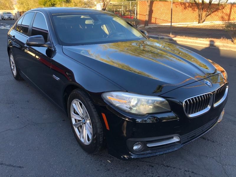 BMW 5-Series 2015 price $15,490