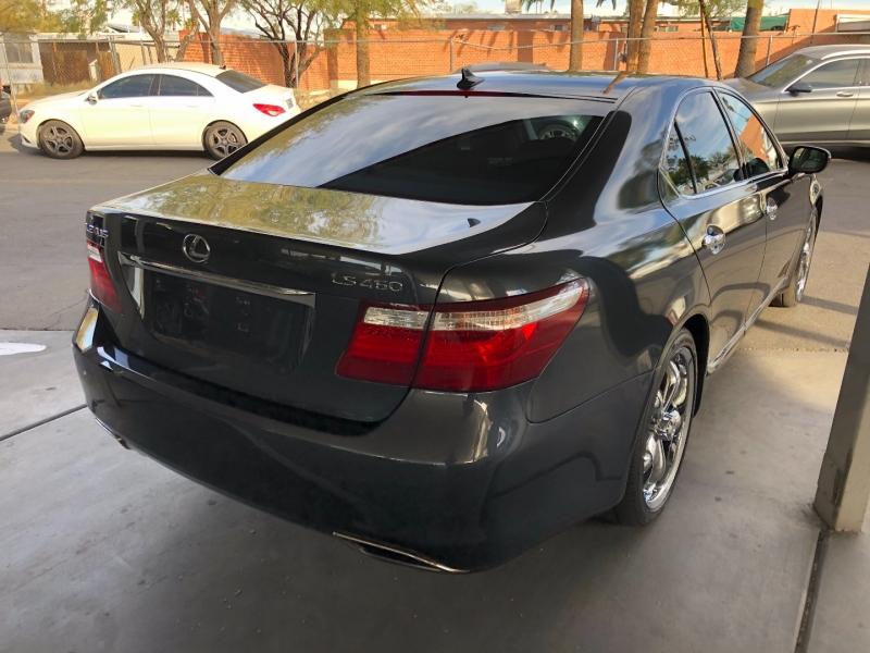 Lexus LS 460 2008 price $13,550