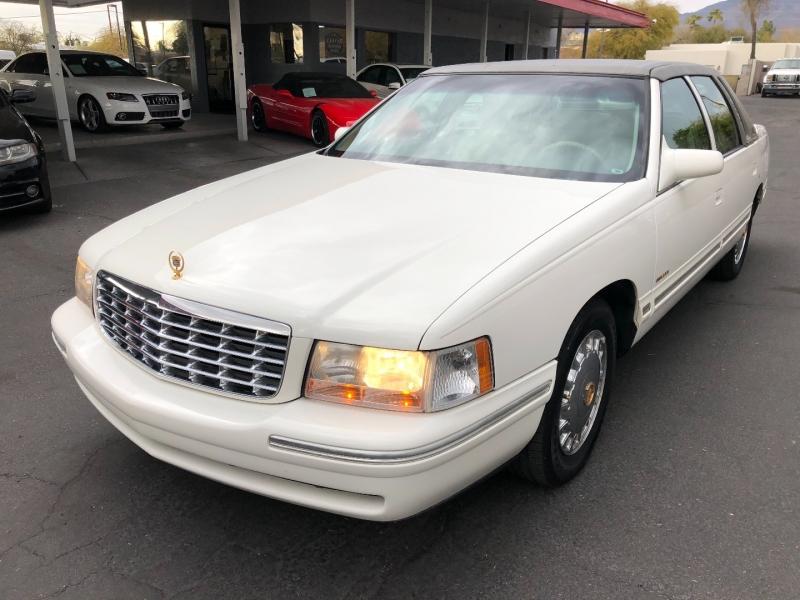 Cadillac Deville 1997 price $4,190