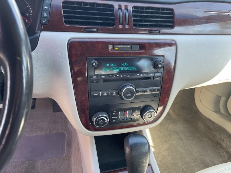 Chevrolet Impala 2007 price $4,490