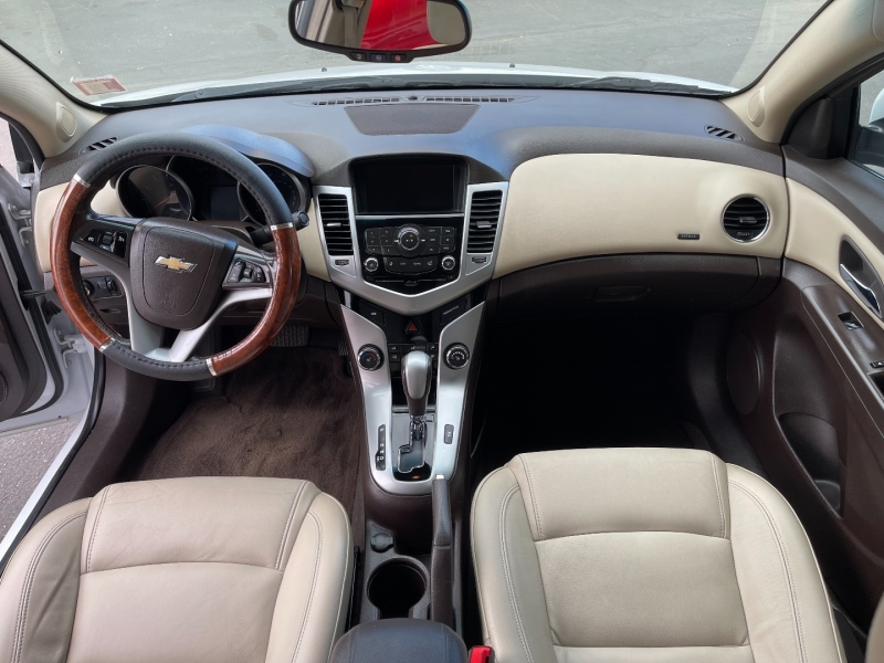 Chevrolet Cruze 2015 price $7,490