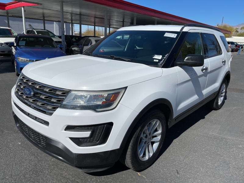 Ford Explorer 2016 price $12,990